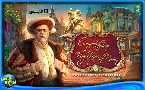 دانلود European Mystery: Face of Envy - بازی رازها اروپا اندروید!
