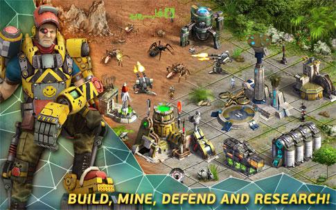 Evolution: Battle for Utopia Android