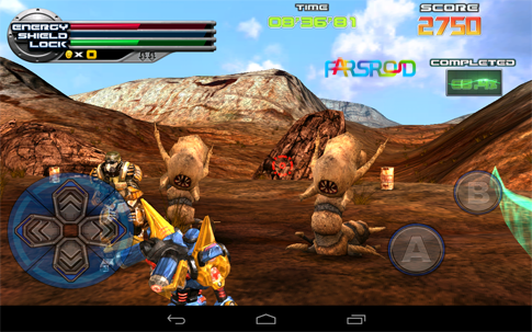 Download ExZeus 2 - free to play Android Apk + obb