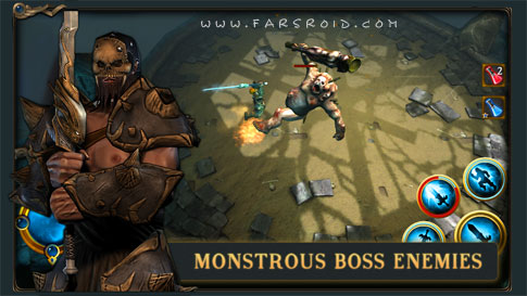 Download Exodus: Necklace of Heavens Android Apk + Obb - New FREE