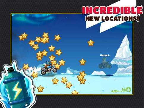 Extreme Bike Trip - بازی اندروید