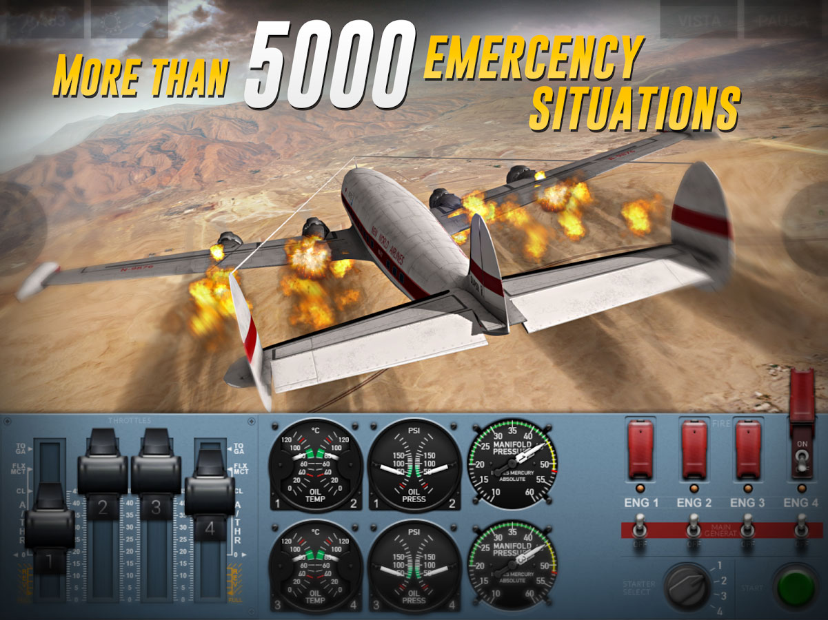 Extreme Landings Pro Android