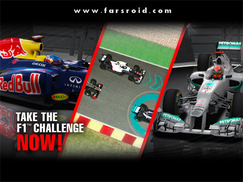 F1™ Challenge Android - بازی فرمول 1 اندروید