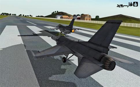 دانلود Carrier Landings Pro 4.3.4 – بازی شبیه ساز پرواز اندروید + دیتا