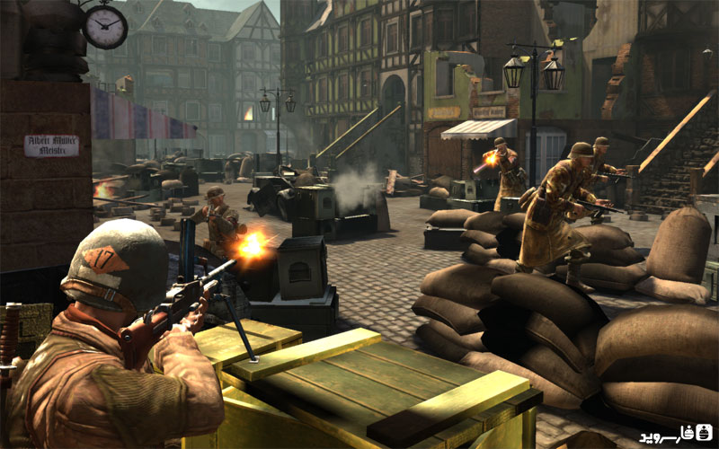 Download FRONTLINE COMMANDO: WW2 Android Apk + Mod + Obb SD - Google Play
