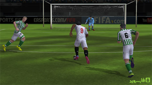 دانلود FIFA 15 Ultimate Team 1.7.0 – بازی فیفا 15 اندروید + دیتا