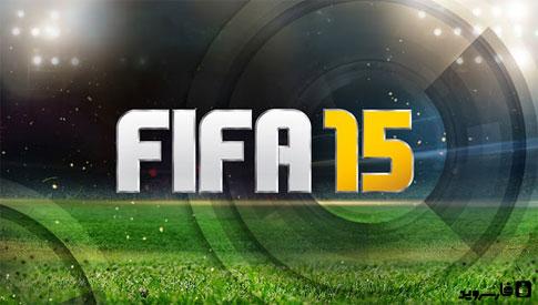دانلود FIFA 15 Ultimate Team 1.0.6 – بازی فیفا 15 اندروید!