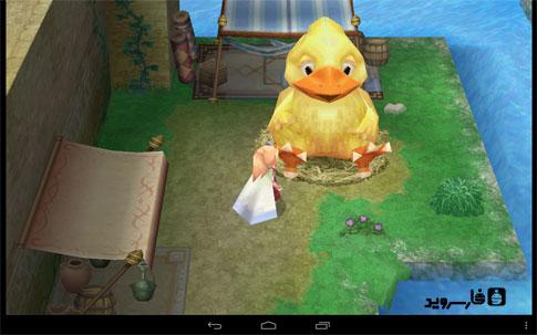 FINAL FANTASY IV Android - بازی اکشن جدید اندروید