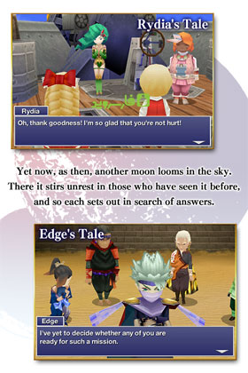 FINAL FANTASY IV: AFTER YEARS Android - بازی جدید اندروید