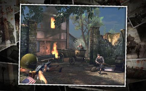 دانلود بازی تفنگی FRONTLINE COMMANDO: D-DAY 1.0.0 + دیتا برای اندروید