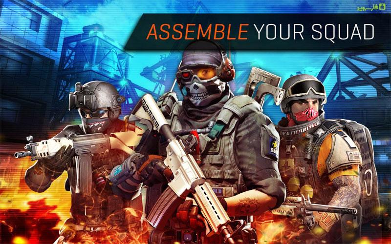 دانلود FRONTLINE COMMANDO 2 3.0.3 – بازی سوم شخص تفنگی اندروید + مود