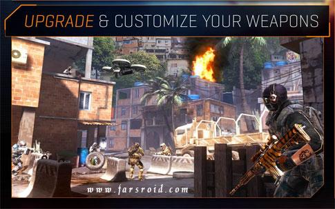 FRONTLINE COMMANDO 2 - بازی اندروید