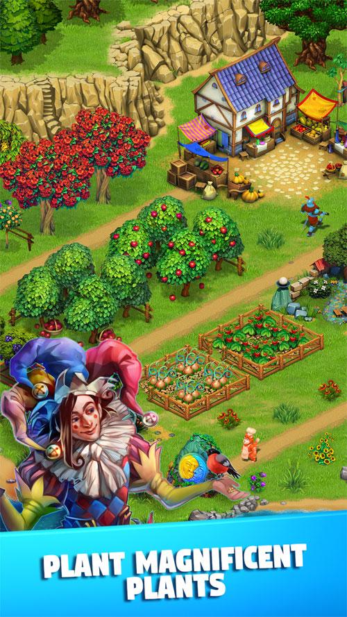 Fairy Kingdom HD Android - بازی جدید اندروید