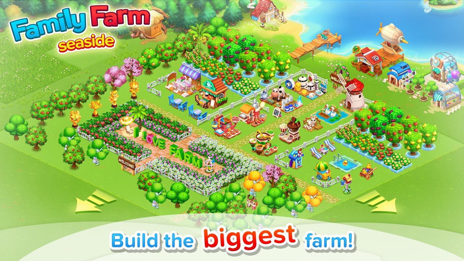 Download Family Farm Seaside Android Apk - New Google Play
