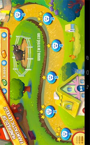 Farm Heroes Saga بازی جدید اندروید