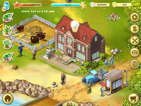 دانلود Farm Up 9.0.2 – بازی مزرعه داری و کشاورزی اچ دی اندروید + مود + دیتا