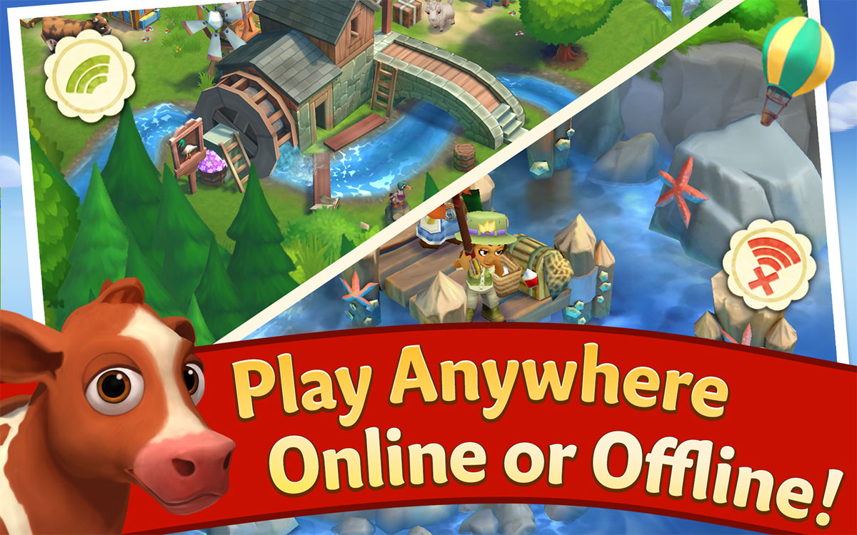 FarmVille 2: Country Escape بازی اندروید