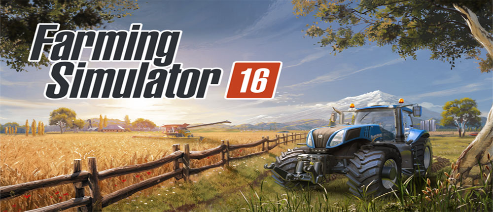 دانلود Farming Simulator 16 - شبیه ساز کشاورزی 2016 اندروید + مود + دیتا
