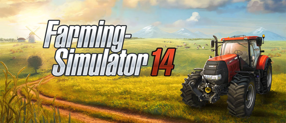 دانلود Farming Simulator 14 - بازی شبیه ساز کشاورزی اندروید !