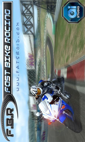 Fast Bike Racing Android - بازی موتوری اندروید