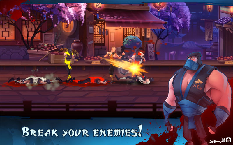 Download Fatal Fight Android Apk Game + Obb SD - Google Play