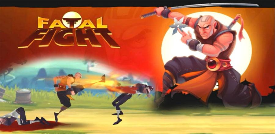 دانلود Fatal Fight - بازی مبارزه مرگبار اندروید + دیتا