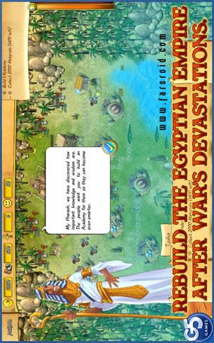 Fate of the Pharaoh - بازی اندروید جدید