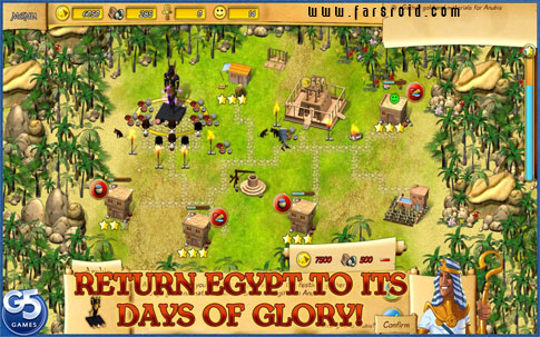 Download Fate of the Pharaoh Android Game FULL - Google Play