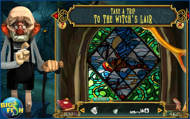Download Fearful Tales: Hansel & Gretel Android Apk + Obb SD - Google Play