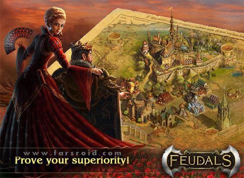 Download Feudals Andriod Apk + obb - New FREE