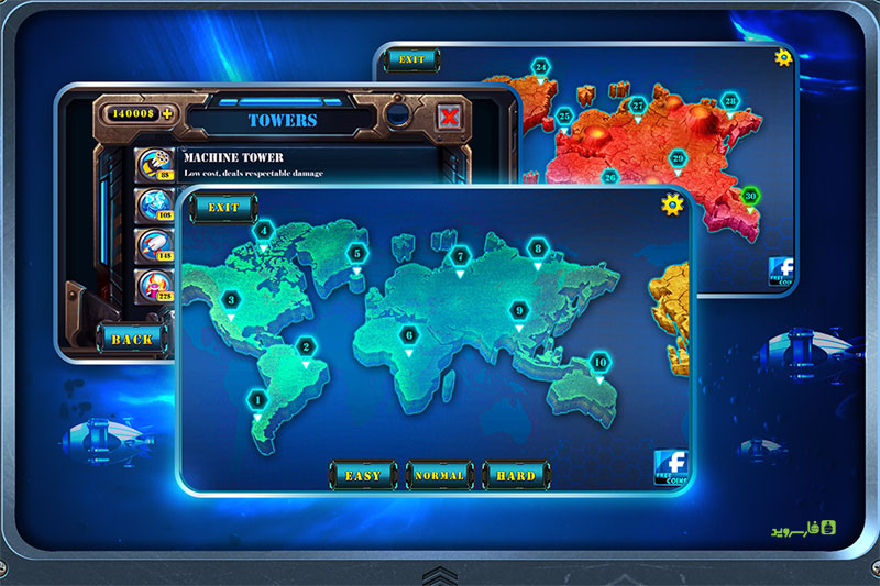 Download Field Defense: Tower Evolution Android Ap Original + Mod - Google Play