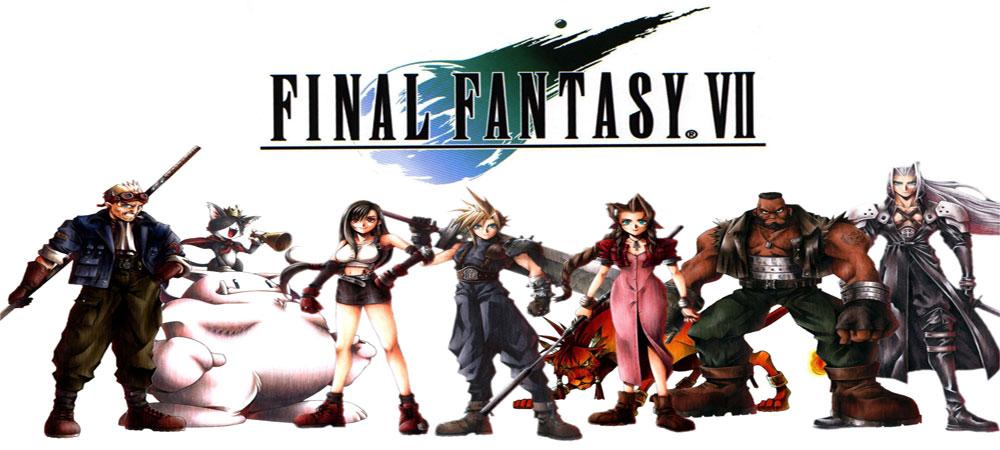 دانلود Final Fantasy VII - بازی محبوب فاینال فانتزی 7 اندروید + دیتا