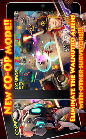 Final Fury Android بازی اندروید