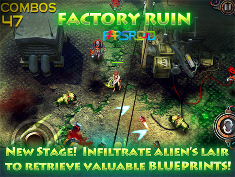 Download Final Fury Android APK + OBB