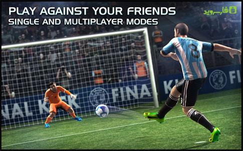 کانال+تلگرام+بازی+فوتبال+اندروید