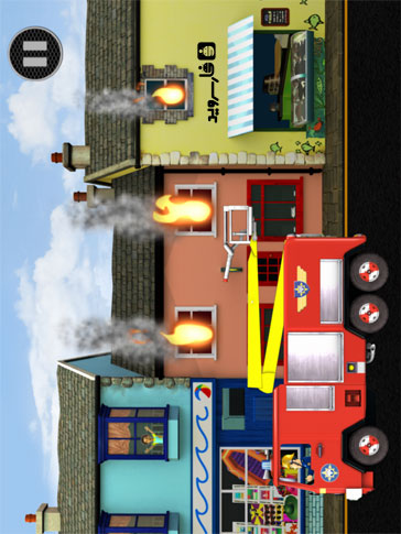 Fireman Sam - Fire and Rescue Android - بازی اندروید
