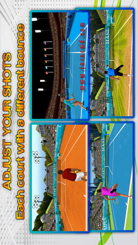 دانلود First Person Tennis World Tour 2.6 – بازی تنیس HD اندروید + دیتا