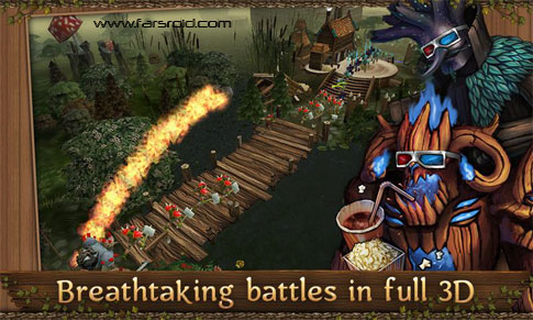 Download First Wood War Android Apk + Obb - New FREE