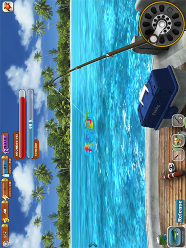 Fishing Paradise 3D Android بازی اندروید