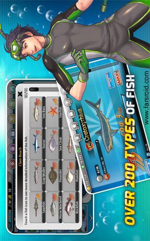 دانلود Fishing Superstars: Season 2 2.5.1 – بازی ماهیگیری اندروید