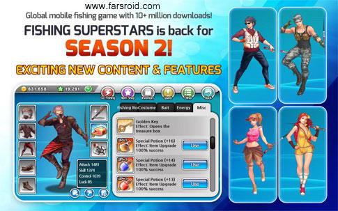 Download Fishing Superstars: Season 2 Android Apk - Google Play