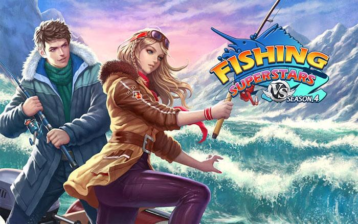 دانلود Fishing Superstars : Season 4 - بازی ماهیگیری اندروید!