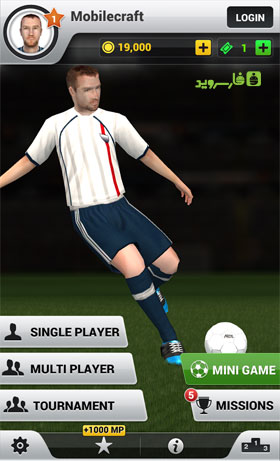Flick Shoot 2 Android - بازی اندروید