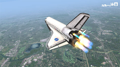 Flight Simulator Online 2014 Android