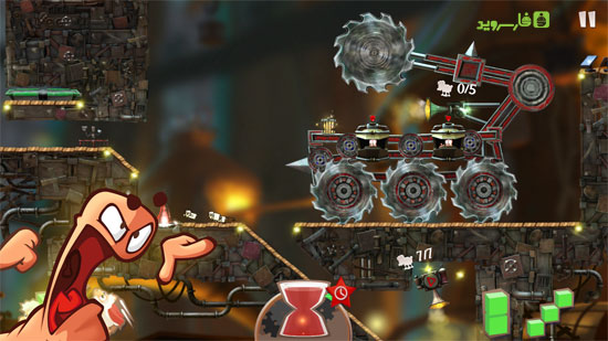 Download Flockers Android Apk + Mod + SD Obb - Google Play