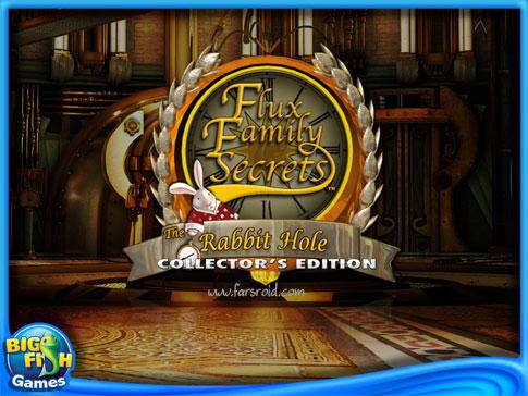 Flux Family Secrets - بازی هیدن آبجکت اسرار خانواده فلوکس اندروید
