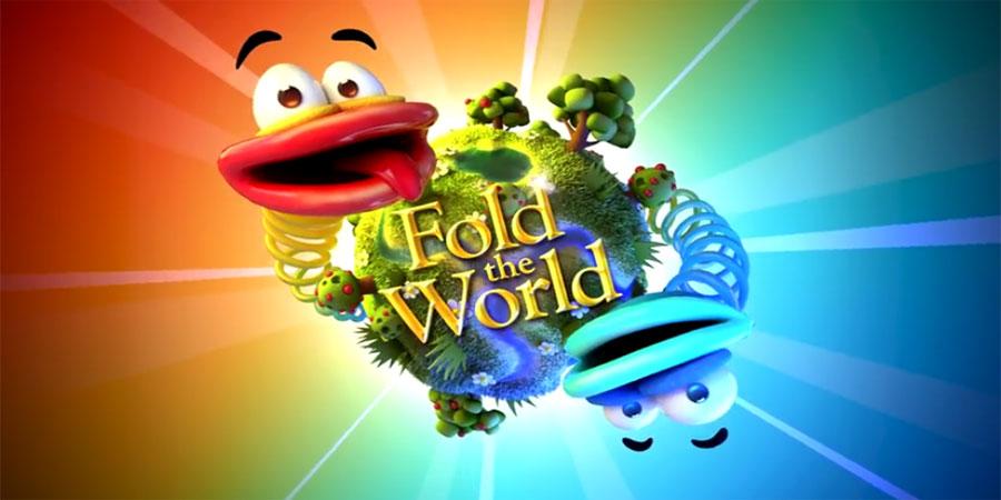 دانلود Fold the World - بازی پازل فوق العاده تا کردن جهان اندروید + مود