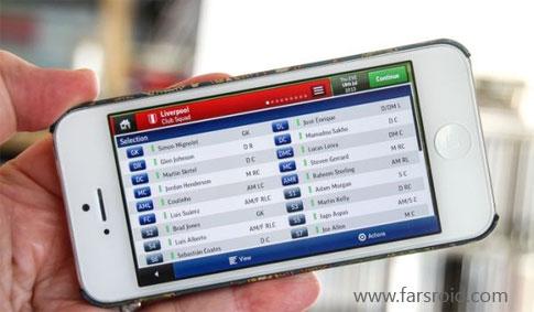 دانلود Football Manager Handheld 2014 - بازی مربی فوتبال اندروید