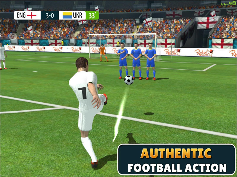 Football Star 2016 World Cup Android
