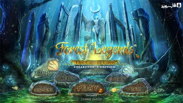 دانلود Forest Legends: The Call Of Love - بازی ماجراجویی افسانه های جنگل اندروید + دیتا